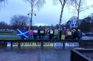 tory brexit 'power grab' could stop holyrood banning fracking