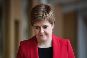 'I don't know': Nicola Sturgeon admits she has no idea of timing of second independence referendum