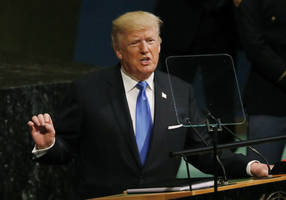 Trump made decision on Iran nuclear deal but does not reveal it