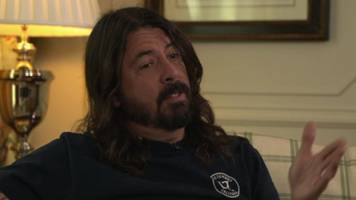 The Foos discuss their latest album, Donald Trump and Prince Harry