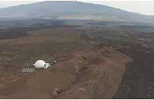 six emerge from 8-mo mars experiment in hawaii dome