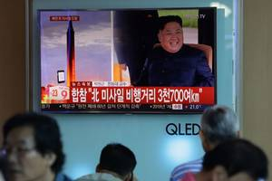 Trump Says Bill Clinton Allowed North Korea to Develop Nuclear Weapons