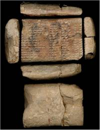 3,700-Year-Old 'Mystery' Babylonian Stone Tablet Is Translated