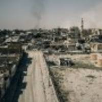 Islamic State on the Ropes: Two Paths Cross in the Ruins of Raqqa