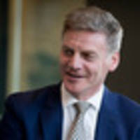 Bill English goes fishing for votes - in the wrong places