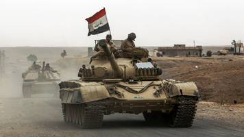 iraqi forces launch offensive to retake hawija from is