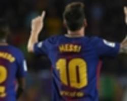 girona v barcelona betting: messi and co. to rout rivals in historic derby