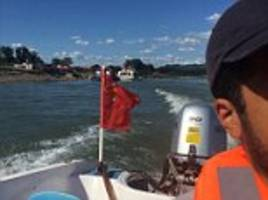 My day trip to North Korea by speedboat