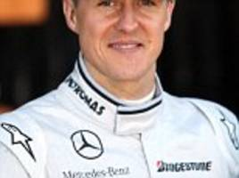 rumours michael schumacher to be treatment are false