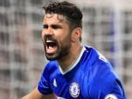 Atletico Madrid may unveil Diego Costa before Chelsea tie