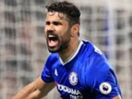 Chelsea agree deal with Atletico Madrid for Diego Costa