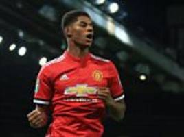 man utd's marcus rasford as good as mbappe: phil neville