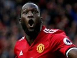 romelu lukaku says man united fans 'meant well' with chant