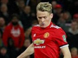 scott mctominay could break into manchester united team