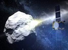 Europe withdrawal asteroid mission branded 'catastrophe'