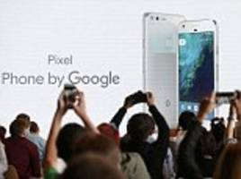 google to buy htc's pixel phone division in a $1.1 bn deal
