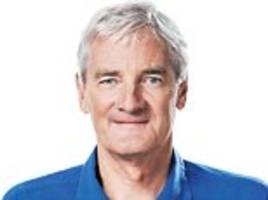 Sir James Dyson scoops a £111m payday as profits soar