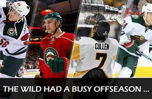 digital extra: recapping the wild's busy offseason