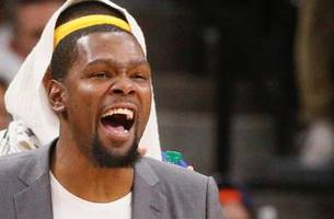 Kevin Durant has had an 'oddball' offseason - should the Warriors be worried?
