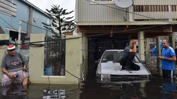 Hurricane Maria: Puerto Rico faces long road to recovery