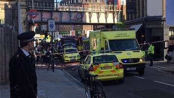 Parsons Green attack: Two men released without charge