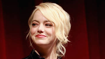 emma stone 'started anxiety therapy aged seven'