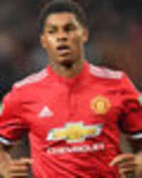 man utd star marcus rashford: anthony martial rivalry will only make me stronger