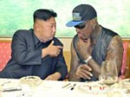 Dennis Rodman's request from Kim Jong-un