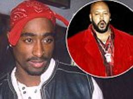 suge knight believes tupac shakur could still be alive