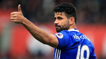 Diego Costa: Chelsea agree terms with Atletico Madrid