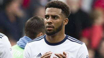 cyrus christie: middlesbrough move revived love of football