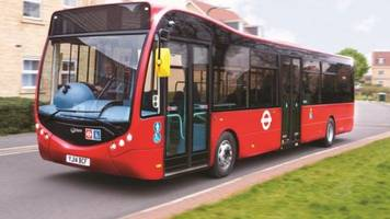 Optare gets £21m bus order for New Zealand