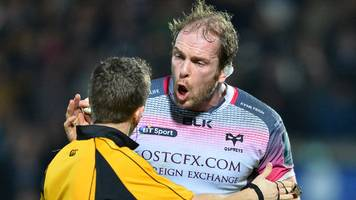 alun wyn jones: 'mini tour' at a good time for ospreys, says wales lock