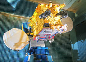 echostar 105/ses-11 shipped from toulouse to the cape for spacex launch