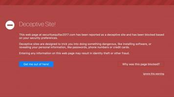 Equifax Fell For A Clone Of Its Website — And Then Sent Users To It