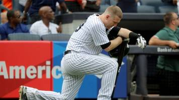 not all mlb stadiums are equally safe; an incident wednesday proved it