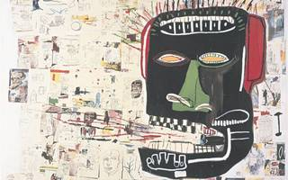 basquiat show a charts the ascendancy of new york's hippest scenester