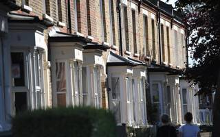 buyers' market on the way? uk property transactions fell again last month