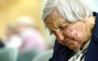 Forget millennials: Older people neglected by financial services, says FCA