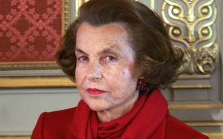 liliane bettencourt, l'oreal heiress and the world's richest woman, dies