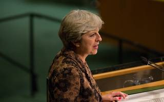 may seeks cabinet support over florence speech