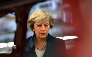 no one from the european commission will be at may's big speech tomorrow