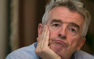 Ryanair boss Michael O'Leary apologises to shareholders over schedule chaos