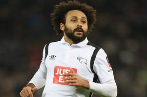 ikechi anya - derby county player profile and stats