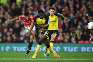 see what nigel clough said after burton albion's carabao cup defeat to manchester united