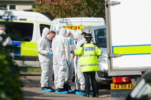 police ask neighbours to 'respect' family in bedminster chemical incident as they move back home