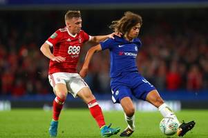 here's how one chelsea season ticket holder rated ethan ampadu's debut against nottingham forest