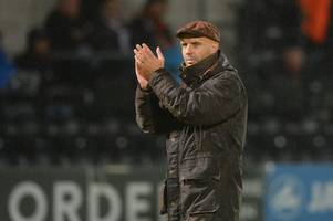 paul tisdale linked with birmingham city job after harry redknapp leaves the club