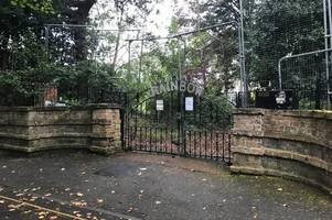 neighbours welcome news that mansion bought by £45m lottery winners may finally be demolished