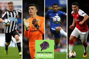 fantasy premier league: best players to sign for gw6, those to sell, ones to watch, best value for money, alternative to sergio aguero